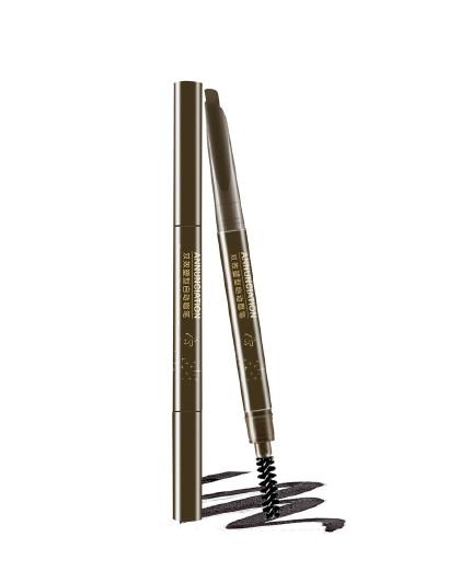 十月天使十月天使 双效塑型自动眉笔—眉笔+眉刷 孕妇化妆品孕妇彩妆