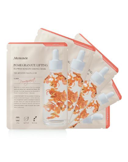 梦妆梦妆花植研究亲肤鲜润面膜 5片/盒
