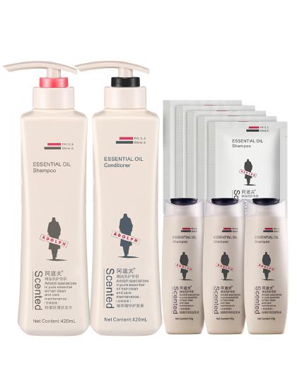 阿道夫阿道夫ADOLPH 420ml洗护2件套 洗发水+护发素