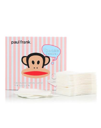 大嘴猴大嘴猴 纤维泡泡化妆棉(80片) 卸妆棉 上妆棉 省水湿敷 白色