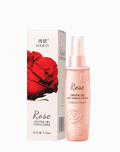 博倩玫瑰精油头发营养液170ml 滋养秀发 护发精油