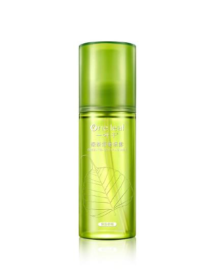一叶子肌肤随身加湿器 所有肤质 补水保湿 绿茶舒缓喷雾110ml 其他颜色