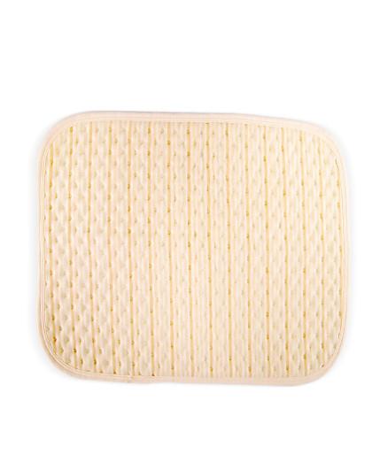 诺绵红色小象诺绵 婴儿彩棉隔尿垫L码 单片装 婴儿爬行垫 防水透气 可水洗 宝宝尿垫
