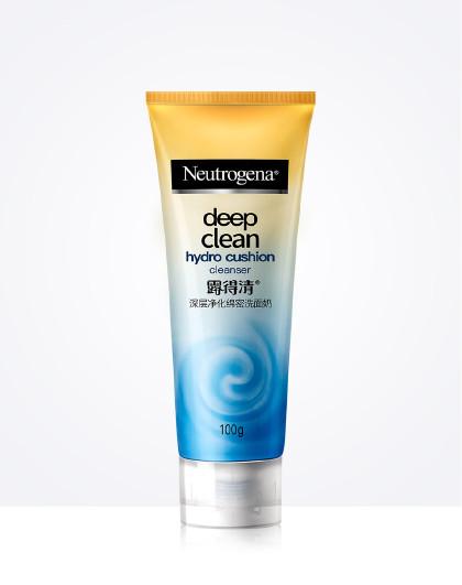 露得清露得清深层洁净绵密洁面泡沫100g氨基酸洗面奶温和滋润
