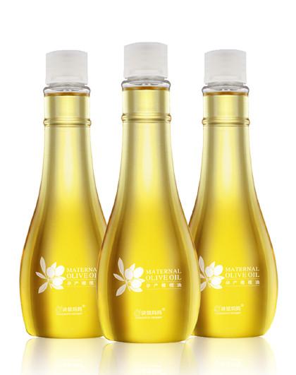 袋鼠妈妈袋鼠妈妈 孕产橄榄油3瓶装 孕妇护肤品孕妇橄榄油孕妇纹路产后修护预防专用(防纹抚纹光滑肚皮)