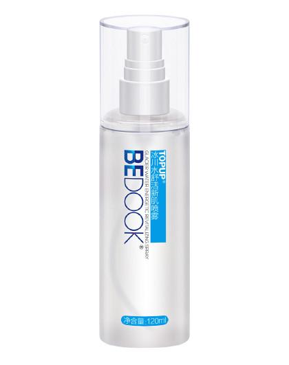 比度克比度克【干燥肌即刻补水】冰川水舒活新肌喷雾120g温和舒缓喷