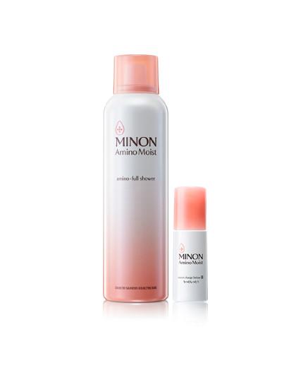 蜜浓蜜浓MINON 水润美肌优惠组  细微水珠 有效补水 见实物