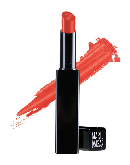 玛丽黛佳玛丽黛佳轻雾感唇膏 3g 持久 保湿 不容易脱色 唇膏口红 布鲁斯橙