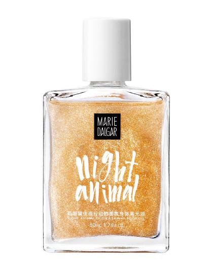 玛丽黛佳玛丽黛佳夜行动物香氛身体高光油 其它颜色