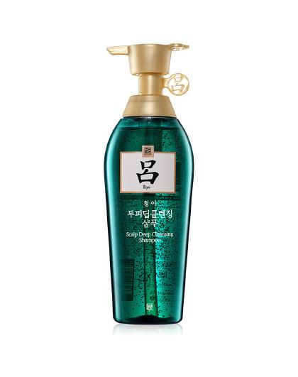 呂【头皮自由深呼吸】绿吕控油洗发水 400ml 控油清洁