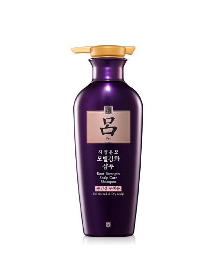 呂【杨紫同款】紫吕强韧洗发水 400ml  中干头皮 集强韧